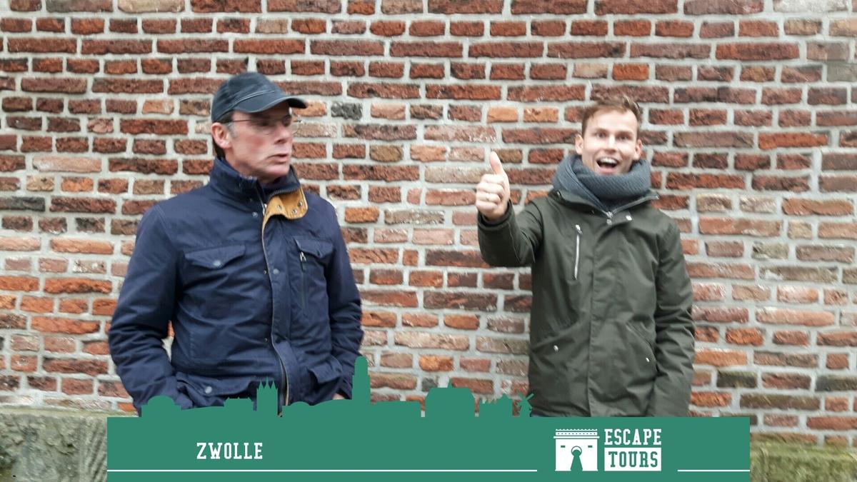 the boys from de sluus