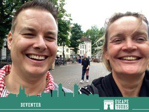 Recordtijd: Dennis & Jeanet