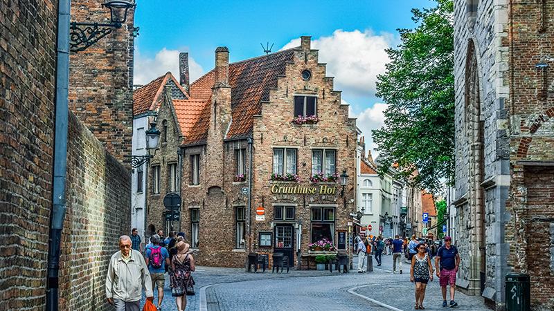 Escape Tour Brugge