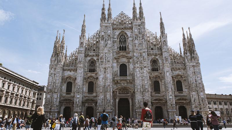 Escape Tour Milaan
