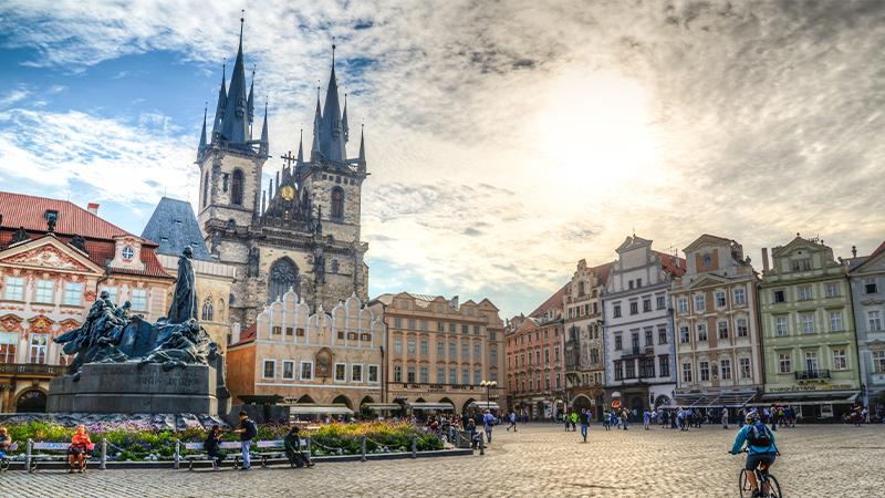 Escape Tour Praag