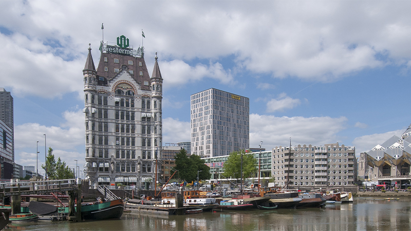 Escape Tour Rotterdam